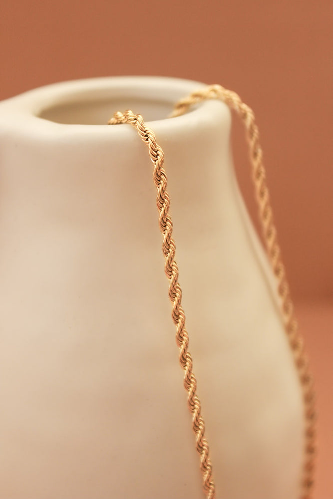 Load image into Gallery viewer, Rhea Rope Necklace