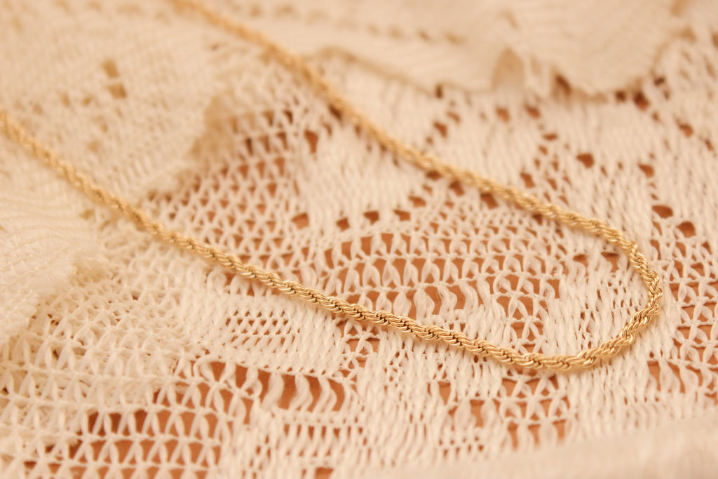 Rhea Rope Necklace