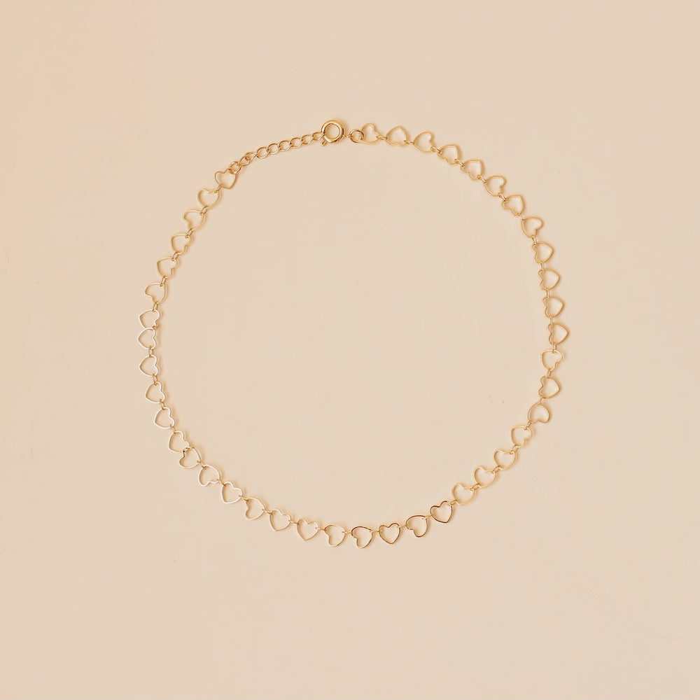 Amara (bold) Choker Necklace