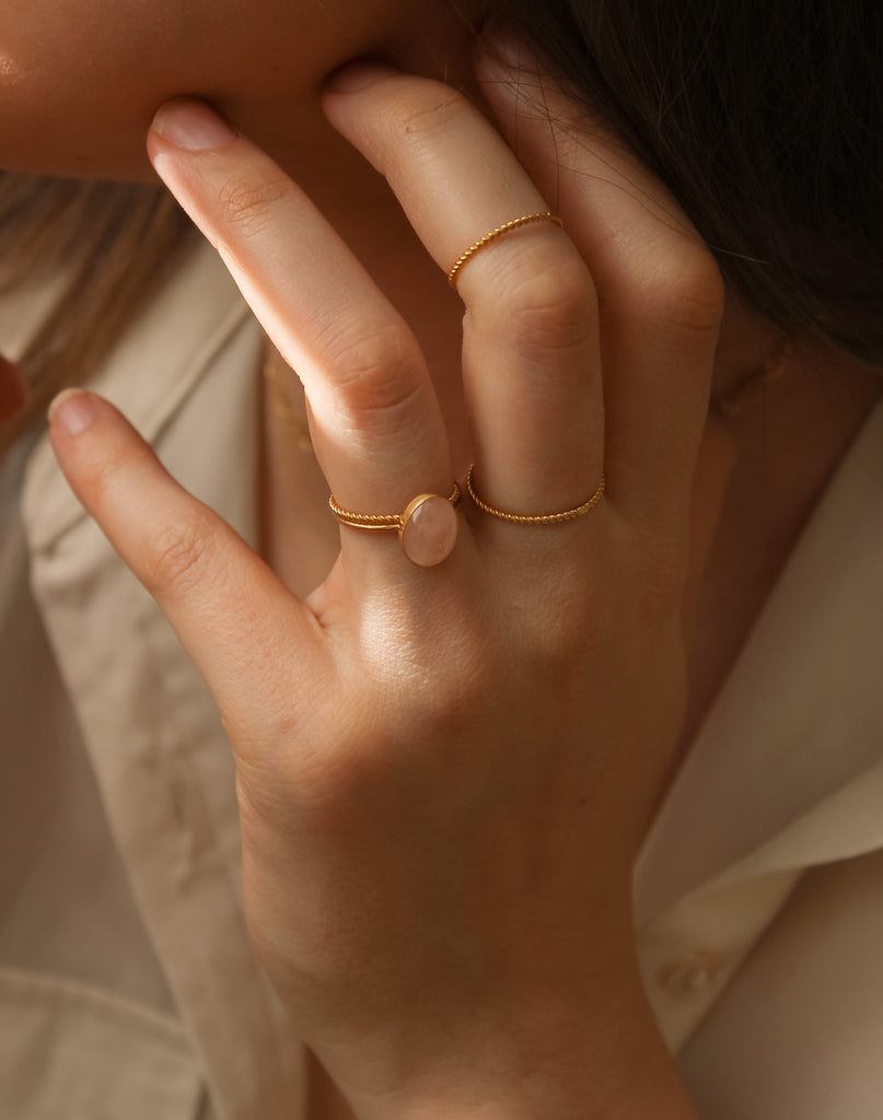 Twine Stackable Ring