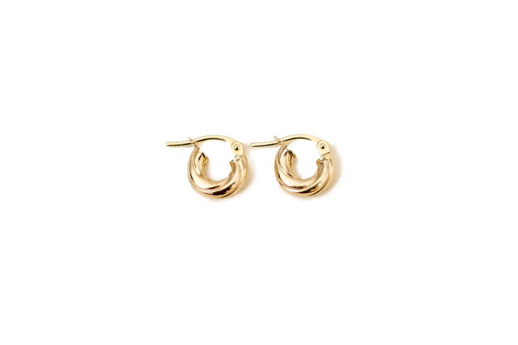 Aurelia Hoop Earrings