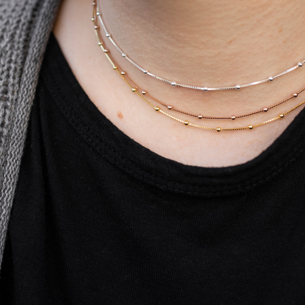 Serenity Choker Necklace