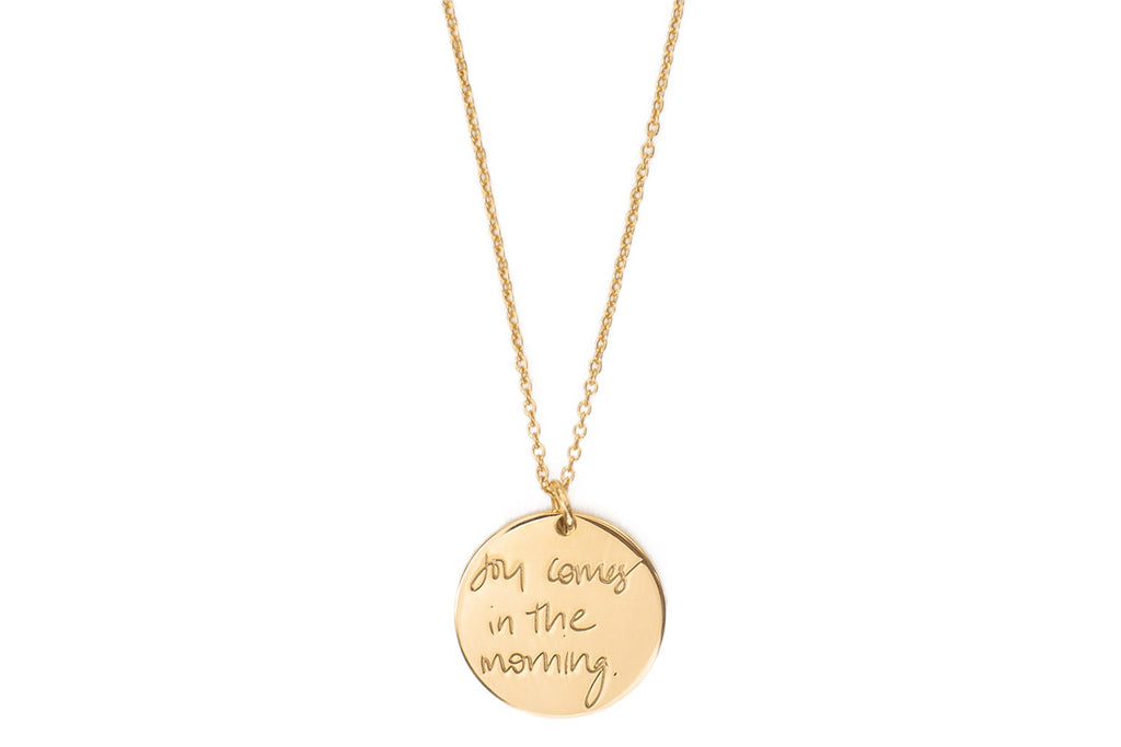 Morning Joy Necklace