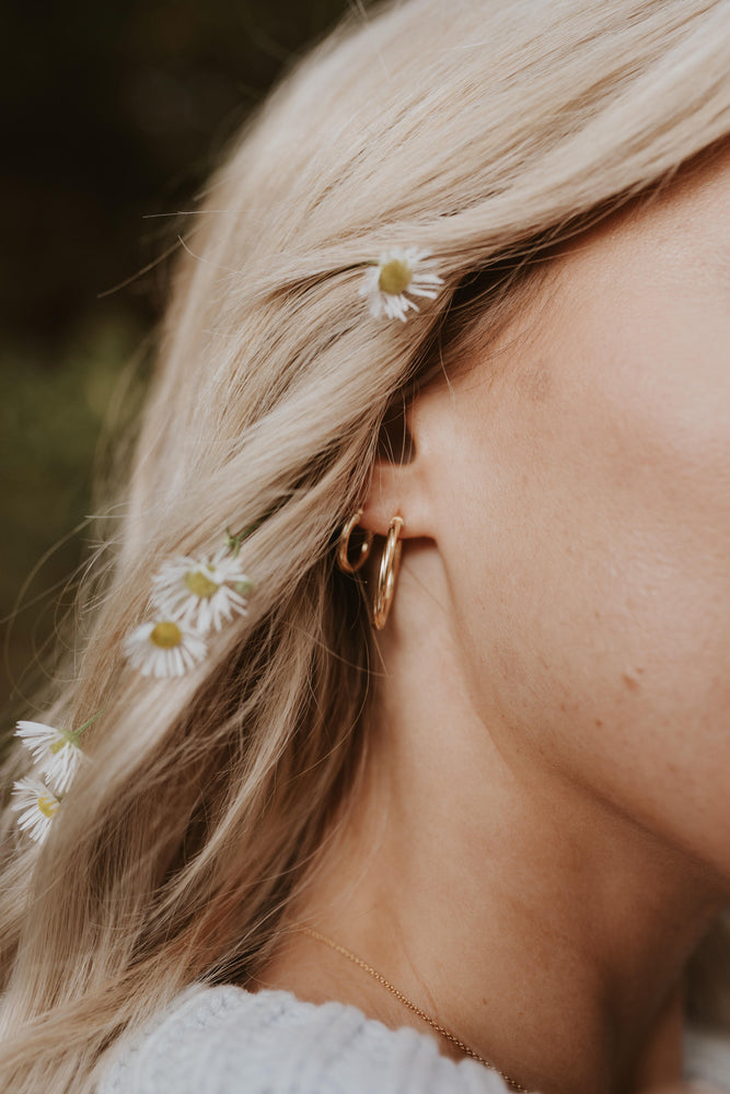 Aurelia Full Hoop Earrings
