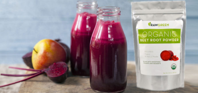 Apple & Beet Smoothie