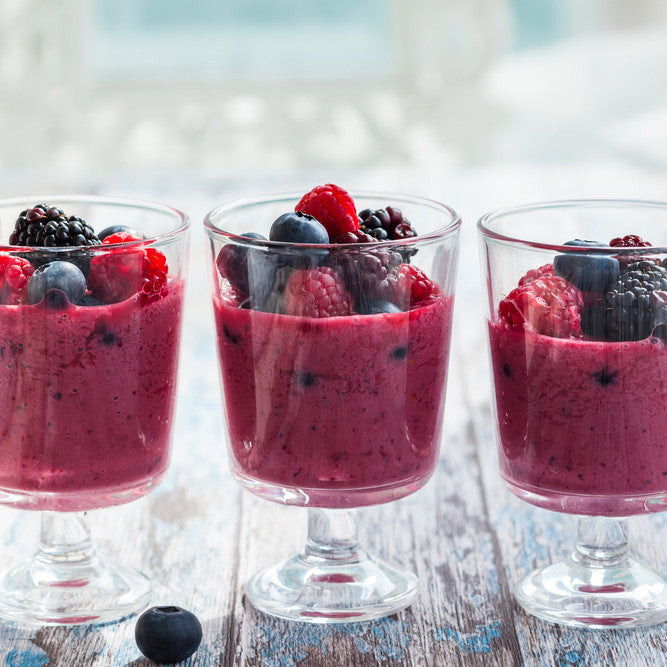 Clinical Study Reveals Berries Can Burn Fat