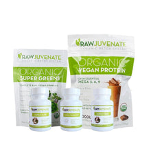 RAWJuvenate Complete Detox | 2 Week System - Chocolate