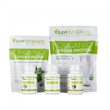RAWJuvenate Complete Detox | 2 Week System
