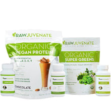 RAWJuvenate Complete Detox | 4 Week System - Chocolate