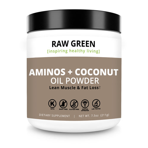Aminos + Coconut (PRE/POST WORKOUT)