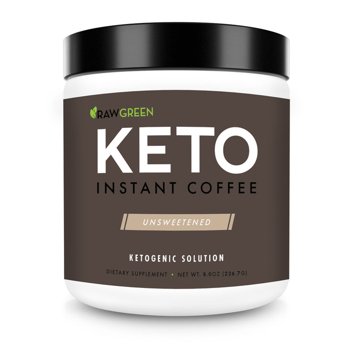 KETO Instant Coffee - New!