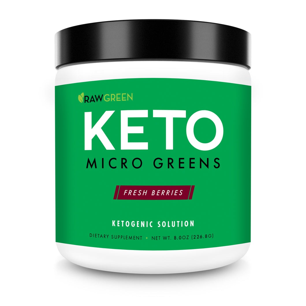 KETO Vegan Greens