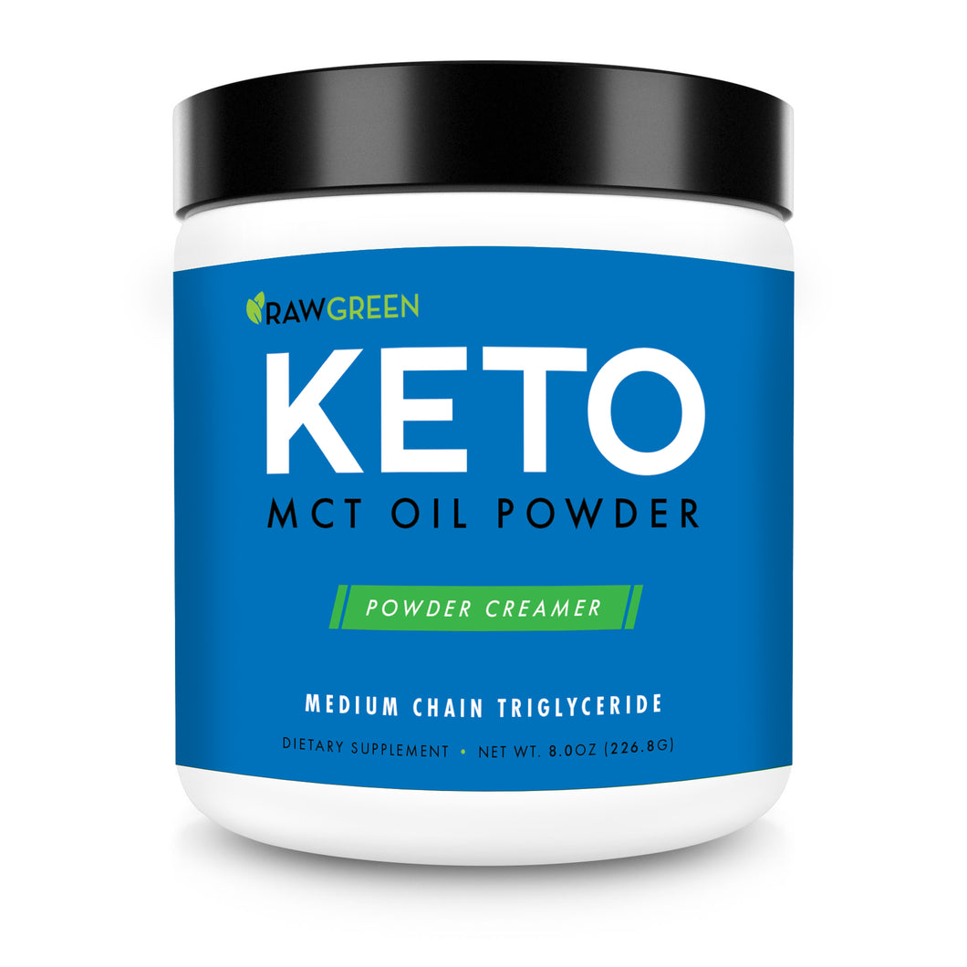 KETO MCT Oil Powder (Coconut)