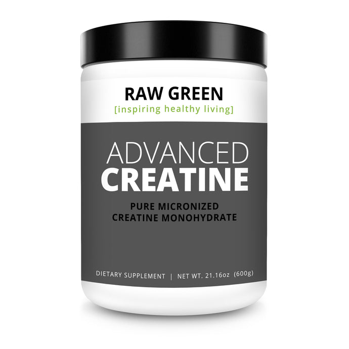 Advanced Creatine to build muscle mass