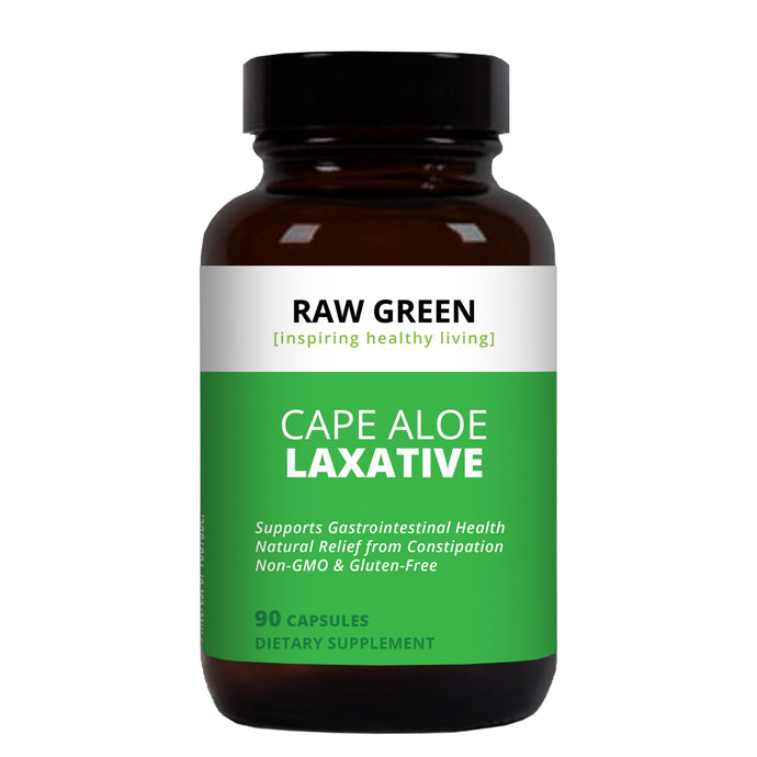 Super Aloe Laxative