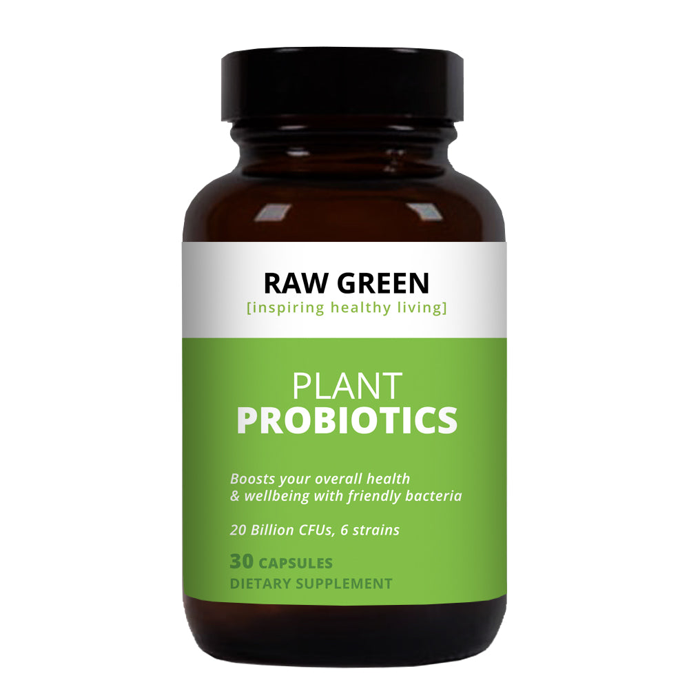 Super Whole Probiotics with Prebiotics