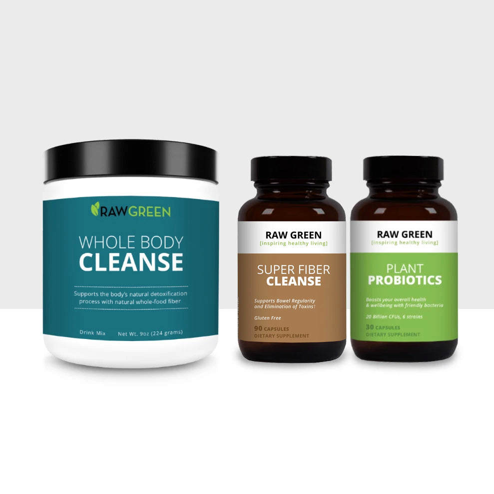 Whole Food 30 Day Cleanse System