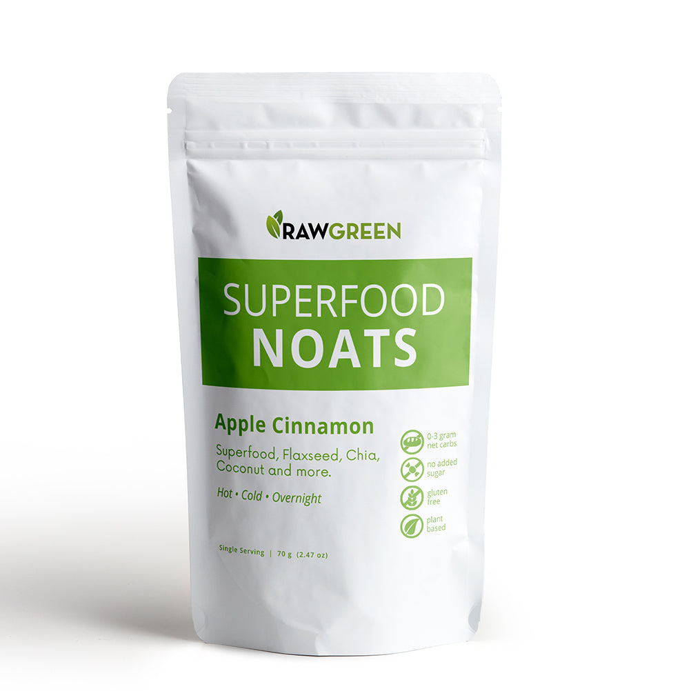 Superfood Noats - Apple Cinnamon