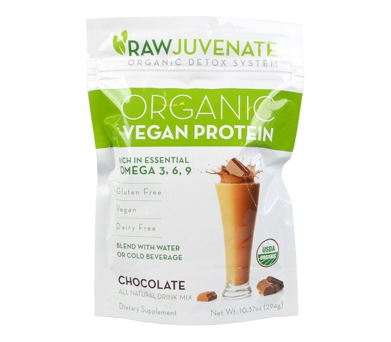 Organic Clean Plant Protein CHOCOLATE (294g)