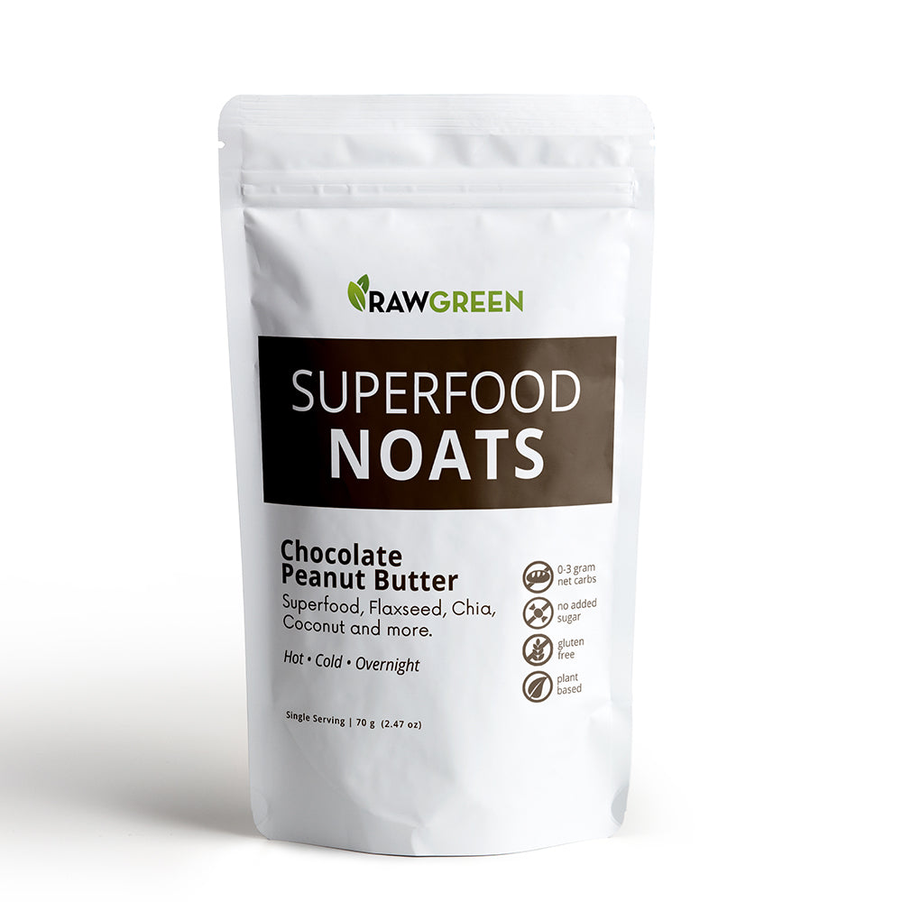 Superfood Noats - Chocolate Peanut Butter