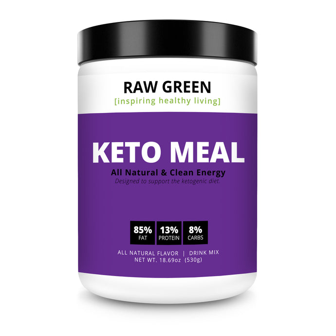 Ketogenic MCT Meal (10 Servings)