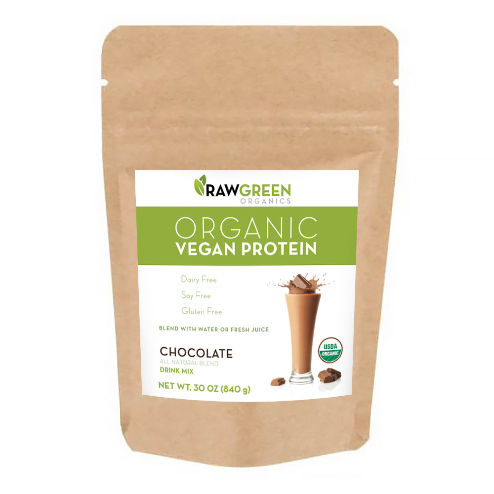Organic Clean Plant Protein CHOCOLATE (840g)