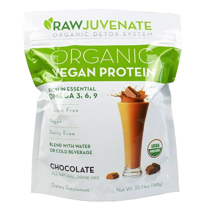 Organic Clean Plant Protein CHOCOLATE (588g)