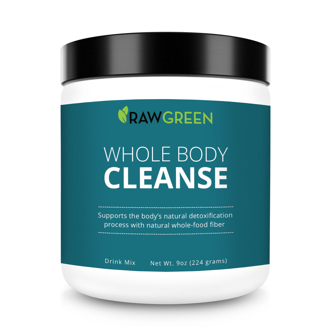 NEW Whole Food 30 Cleanse