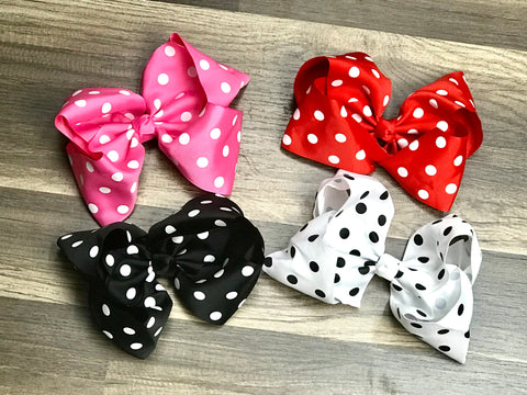d8755c8f10f4 8 Inch Boutique Hair Bow - Paisley Bows