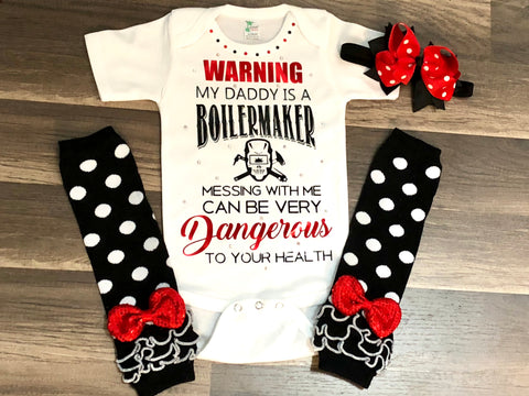 Boilermakers Daughter - Paisley Bows