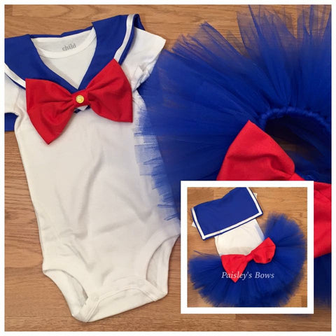 Sailor Moon Tutu Outfit