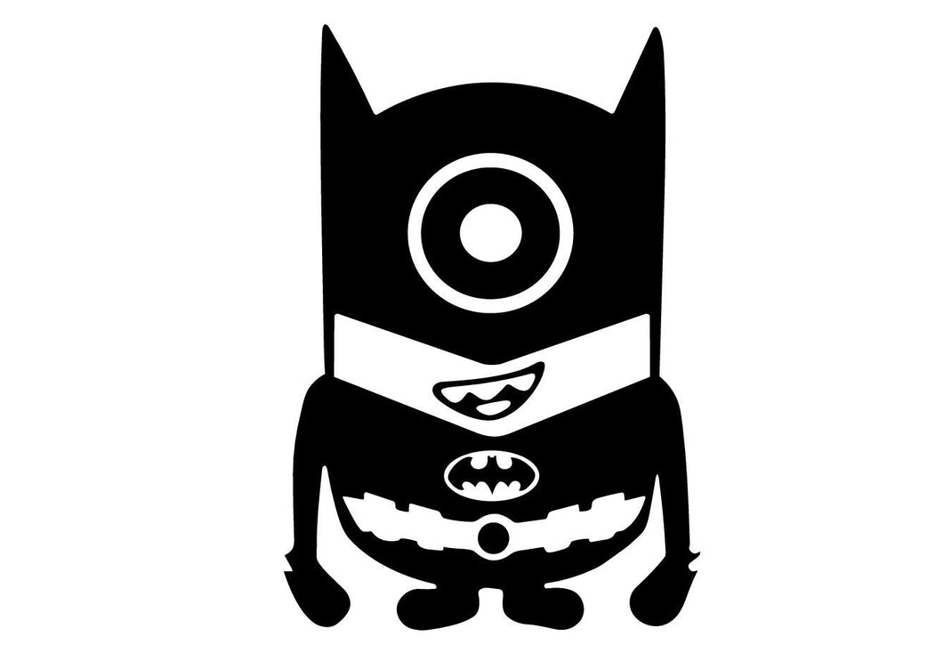 Minion Batman Despicable Me