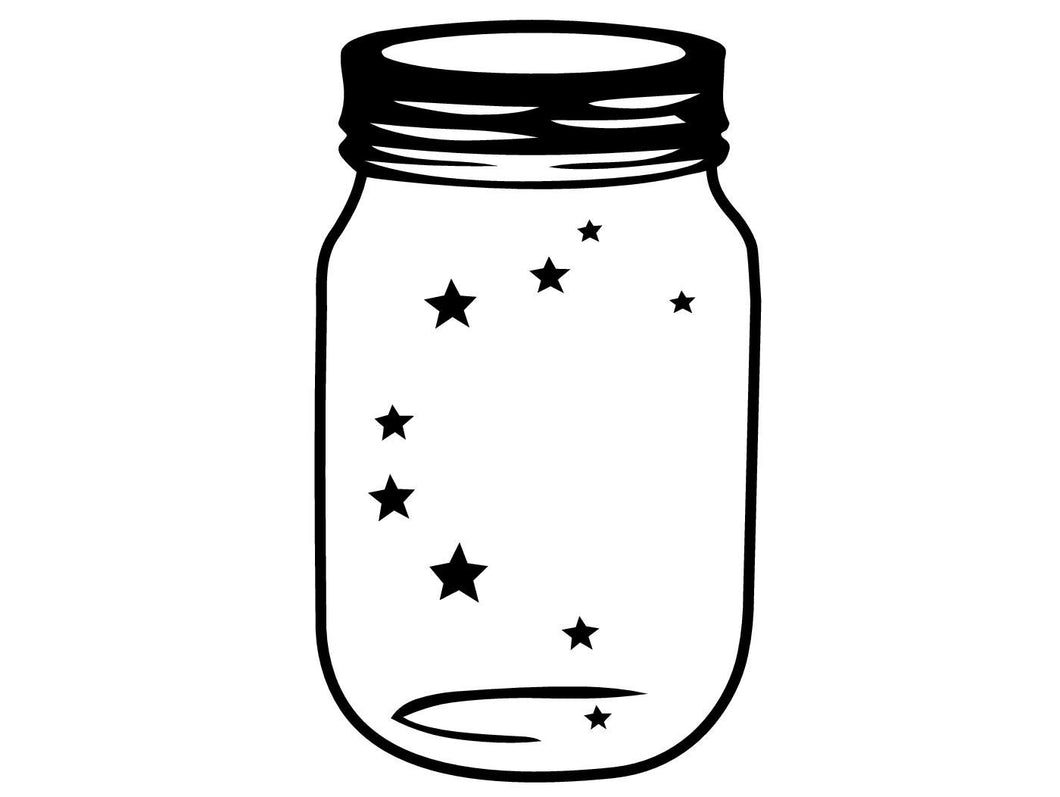 Stars in a Jar Consellations