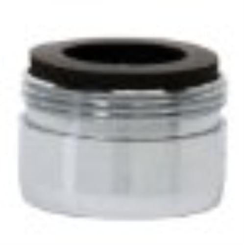 Waxman Chrome Dual Thread 1.5 GPM Aerator, # 24478 - Jenco Wholesale