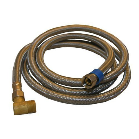 Lasco Pro-Flex Stainless Braided Water Connector (Dishwasher), 10-0973 - Jenco Wholesale