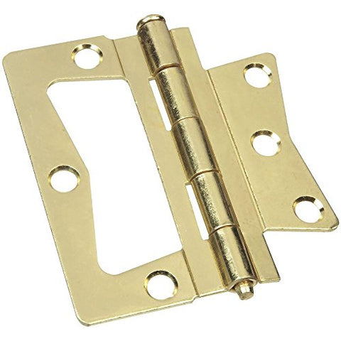 "Anvil Mark 3"" Non-Mortise Hinge (Brass), 807420 - Jenco Wholesale"