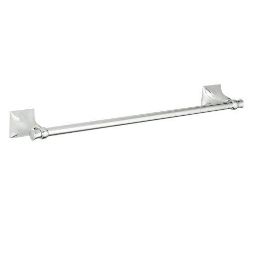 "Jado illume Platinum Nickel 24"" Towel Bar 020600.150 - Jenco Wholesale"