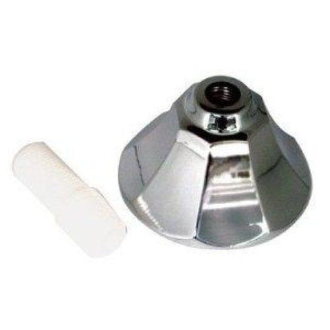 Danco Chrome Bell Style Universal Flange and Nipple #80616 - Jenco Wholesale