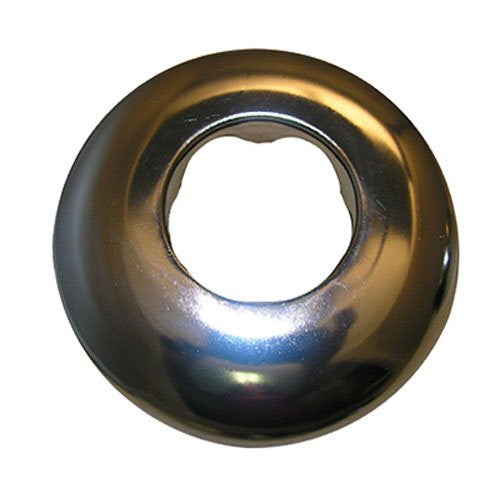 Lasco Chrome Deep Box Flange Fits 1-1/4-Inch O.D. Tubing, #03-1547D - Jenco Wholesale