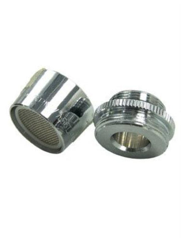 Ace Chrome Faucet Aerator 40093 Chicago Style