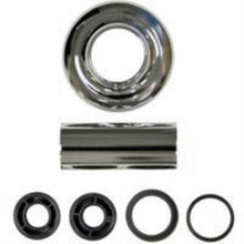 Load image into Gallery viewer, Danco Chrome Universal Tube & Flange #10307 - Jenco Wholesale