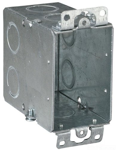 "3-1/2"" Gangable Switch Box, CY-1/2 - Jenco Wholesale"