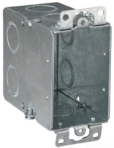 "3-1/2"" Gangable Switch Box, CY-1/2"