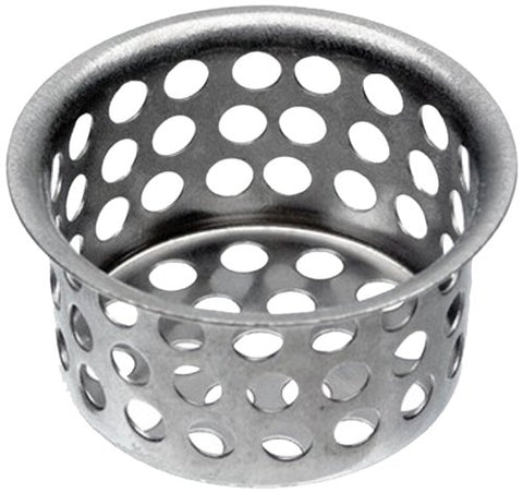"Danco Chrome Metal Crumb Cup / Basket Strainer, 1-1/2"" O.D.  #89049 - Jenco Wholesale"