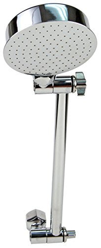 Interbath All Directional Chrome Showerhead - Jenco Wholesale