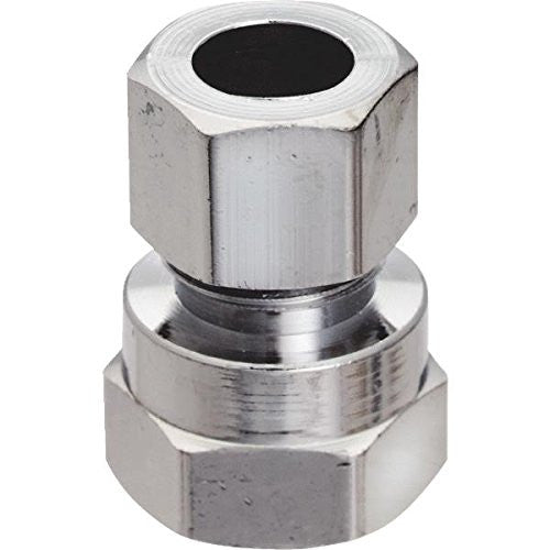 Do it Straight Female Fitting, 3/8FIPX3/8OD STRT UNION - Jenco Wholesale