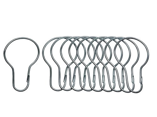 Danco 89046 Shower Curtain Hooks -1