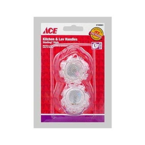 Ace Kitchen and Lavatory Handles for Sterling Faucets (Acrylic), 4199881 - Jenco Wholesale