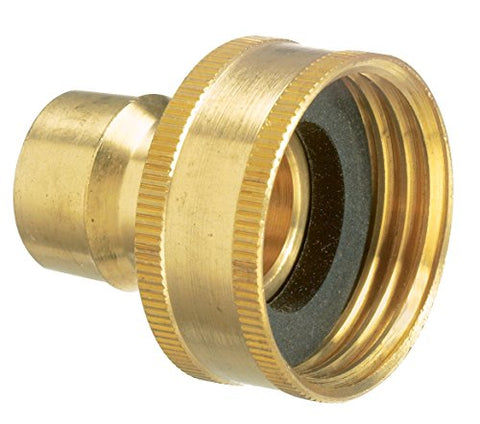 "Plumb Pak 3/4"" Hose Connector (Brass), PP850-19 - Jenco Wholesale"