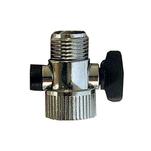 Lasco Chrome Showerhead Flow Adjuster #08-2469